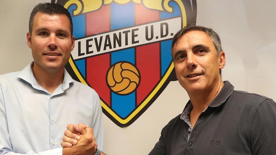 El Levante UD renueva el Área Deportiva