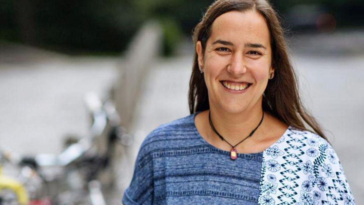 María González Esguevillas procede de Benavente. | Cedida