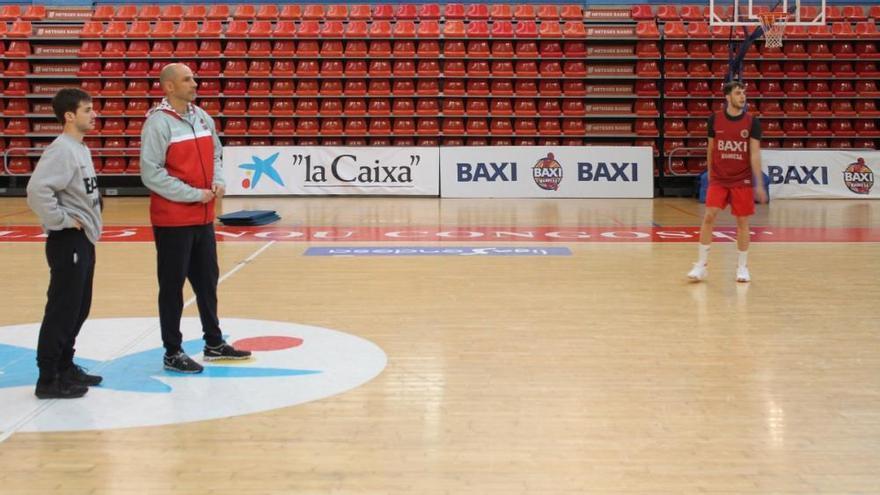 Sergi Garcia ja s'entrena per debutar diumenge al Congost