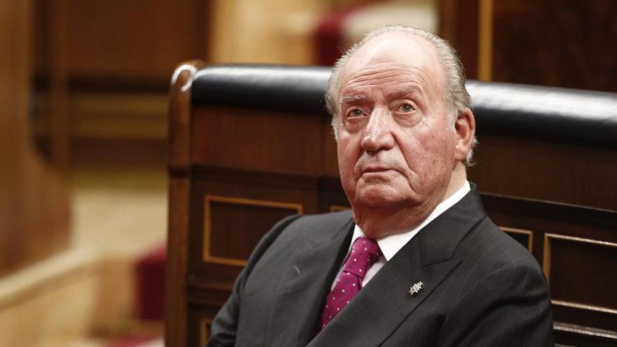 La Fiscalía mantiene abierta la investigación de Juan Carlos I