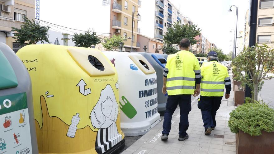 """Quart de Poblet potencia el reciclaje a través de la """"Ecopatrulla"""""""