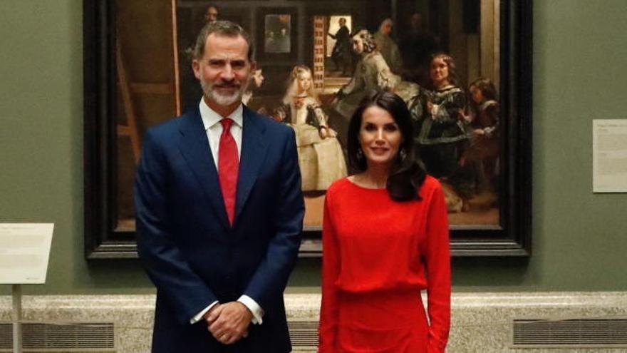 """El Rey lanza un mensaje al mundo de """"confianza"""" en España"""