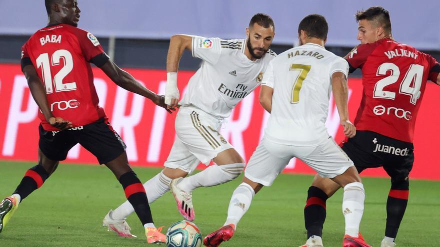 La Primera División que espera al Mallorca
