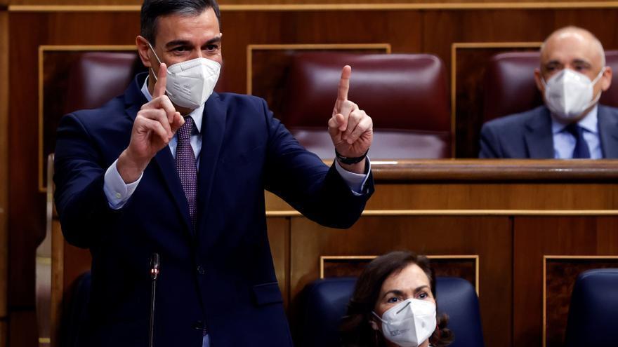 Sánchez comparecerá en el Congreso el día 14 para explicar la gestión del estado de alarma
