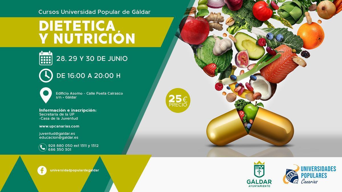 La Universidad Popular de Gáldar reactiva su programación