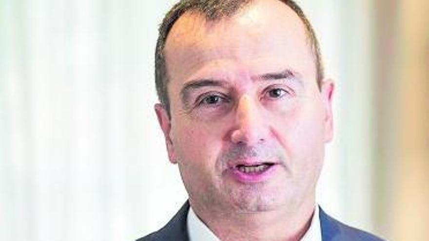 El profesor Pere Condom-Vilá.     E.D.