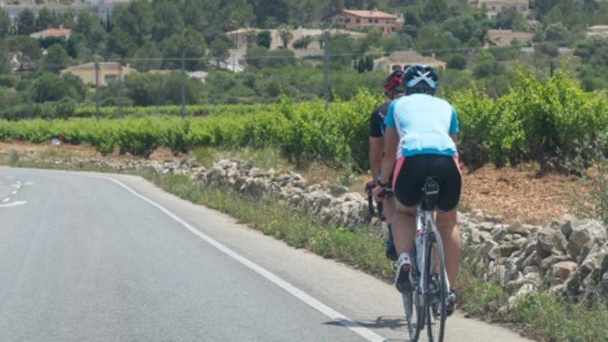 Ruta cicloturística: Beniarrés(Circular)