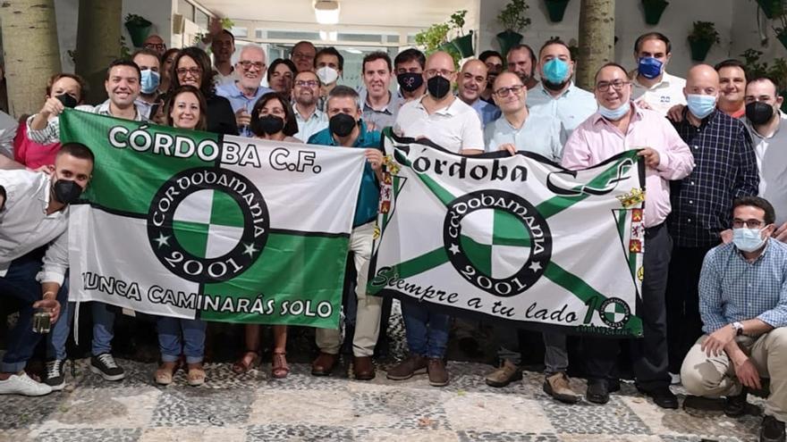 La Peña Cordobamanía, 20 años de pasión en blanquiverde
