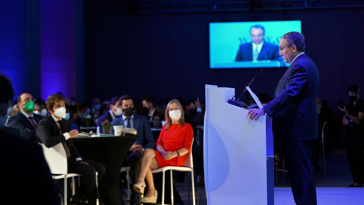 La presentación de 'El Periódico de España', en imágenes