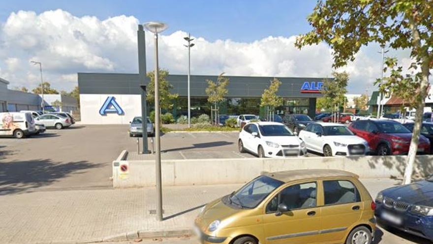 Pagan 6 millones de euros por un solar de un supermercado en la calle Aragó de Palma