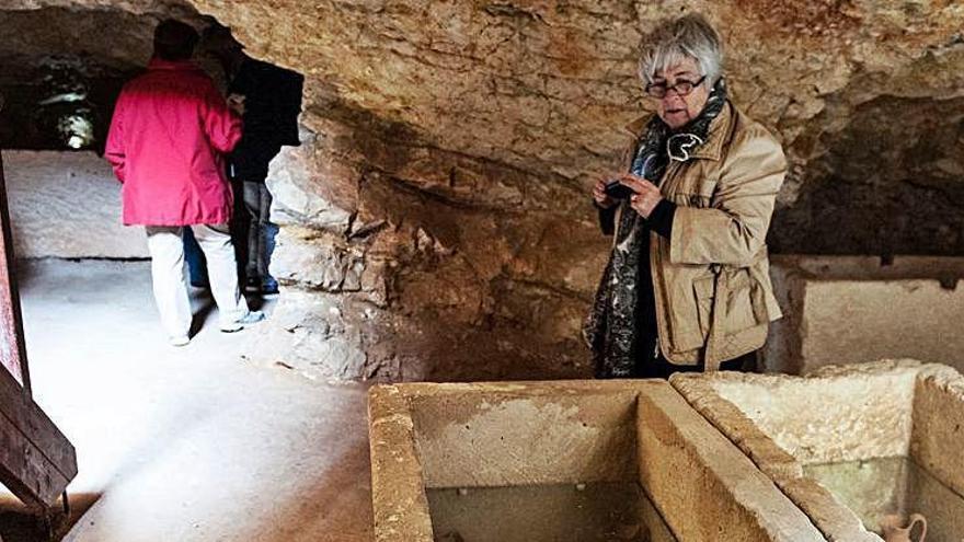 El museo des Puig des Molins amplía su horario con una tarde a la semana
