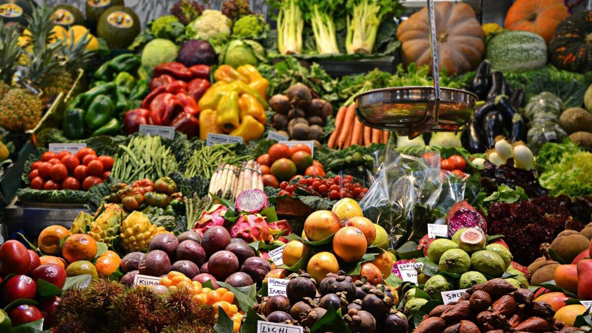 ¿Comer más vegetales puede ayudar a salvar al planeta?