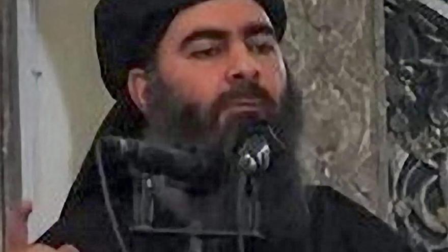 Abu Bakr al Baghdadi, el 'califa' del terror