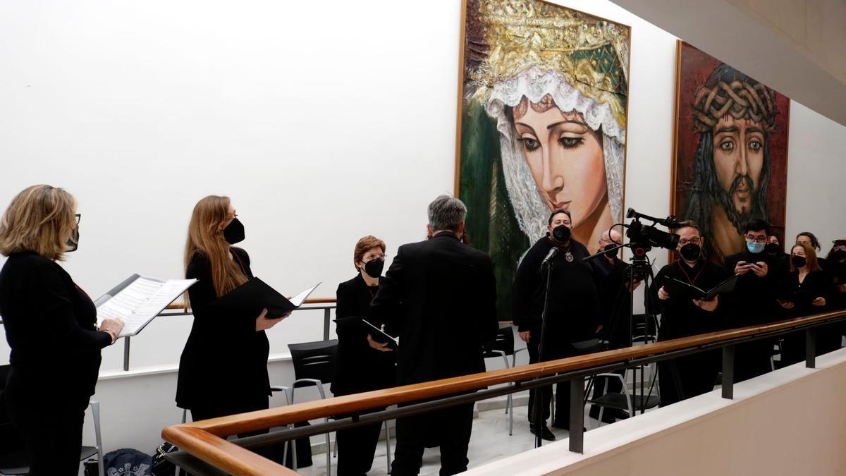 El Lunes Santo de Málaga, en imágenes   Semana Santa 2021