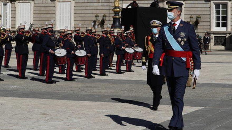 El govern espanyol puja el pressupost de la Casa Reial un 6,9% en els comptes del 2021