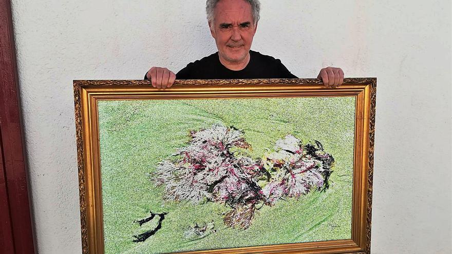 La relació quàntica d'un fotògraf i Ferran Adrià