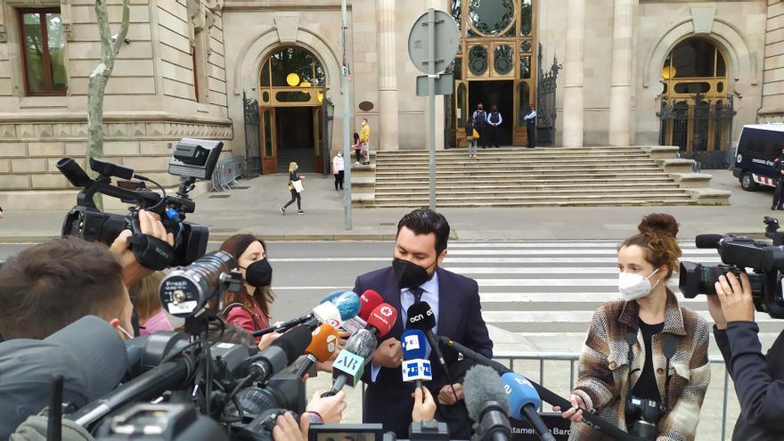 Arranca el juicio contra la 'manada de Sabadell' por la presunta violación a una joven de 18 años en 2019