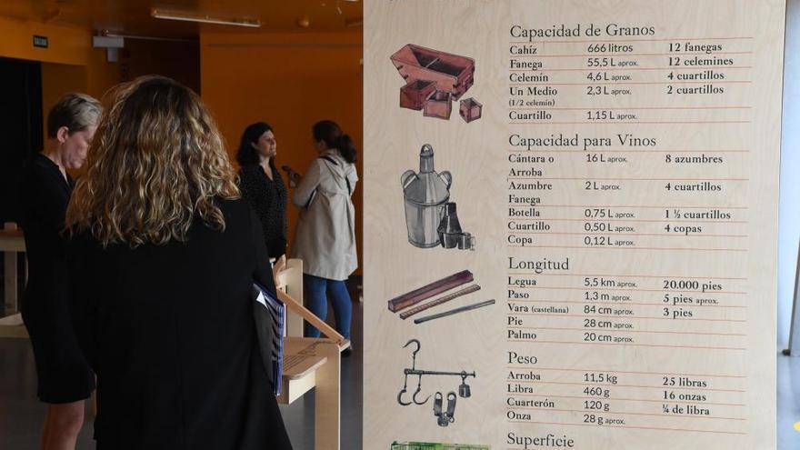 El Muncyt inaugura una exposición sobre Cervantes