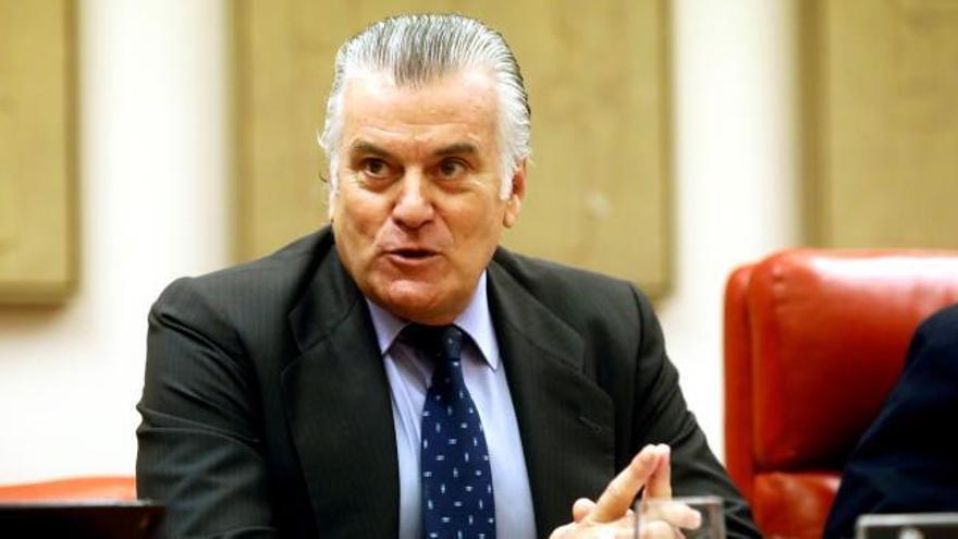 Bárcenas afirma que Costa le avisó de la financiación irregular del PP valenciano