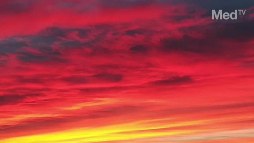 GALERÍA | Las fotos del espectacular amanecer en Castellón de los lectores