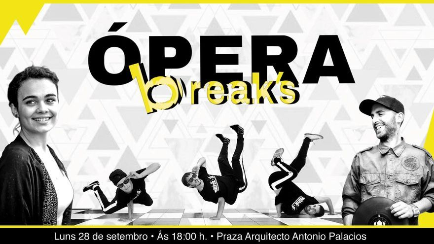 Festas do Cristo - Ópera Break´s