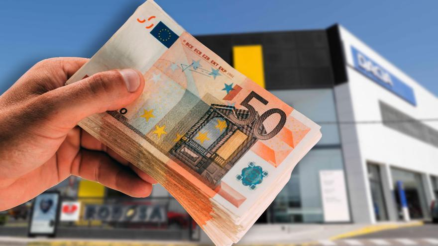 """El COVID dispara el uso de """"cash"""": hasta la mitad de los coches ya se pagan al contado"""