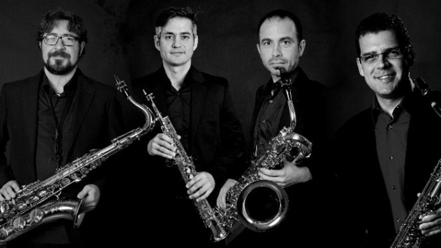 BCN Sax Quartet Clàssics d'avui i sempre