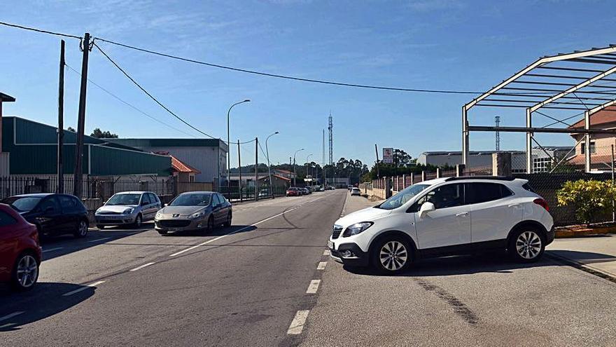 Meaño aprueba cambios urbanísticos que afectan al parque industrial de A Pedreira