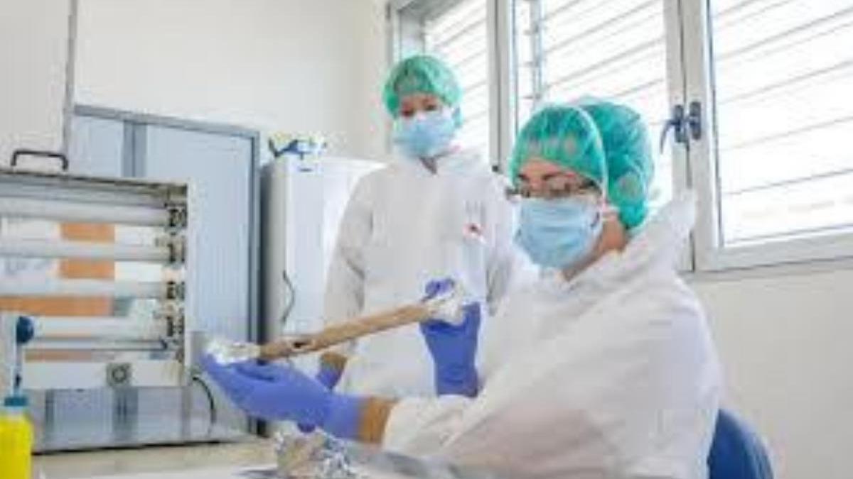 Los forenses canarios trabajan en tensión, a pesar de que el número de contagios no es alto
