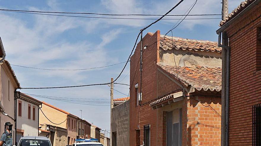 Los cuchillos usados contra la apuñalada en Villarrín, a análisis