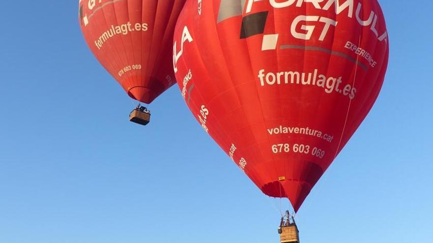 30 euros de descompte per volar en globus