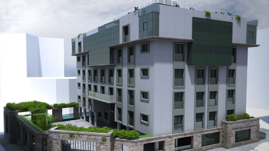 Proyectan la construcción de una residencia de mayores con 150 plazas en A Parda