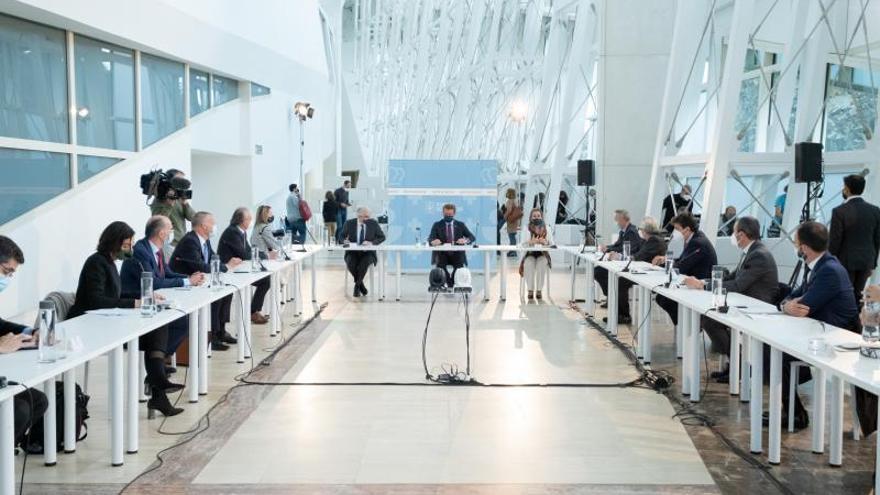 Galicia aspira a financiar con los fondos Next Generation 32 proyectos de movilidad
