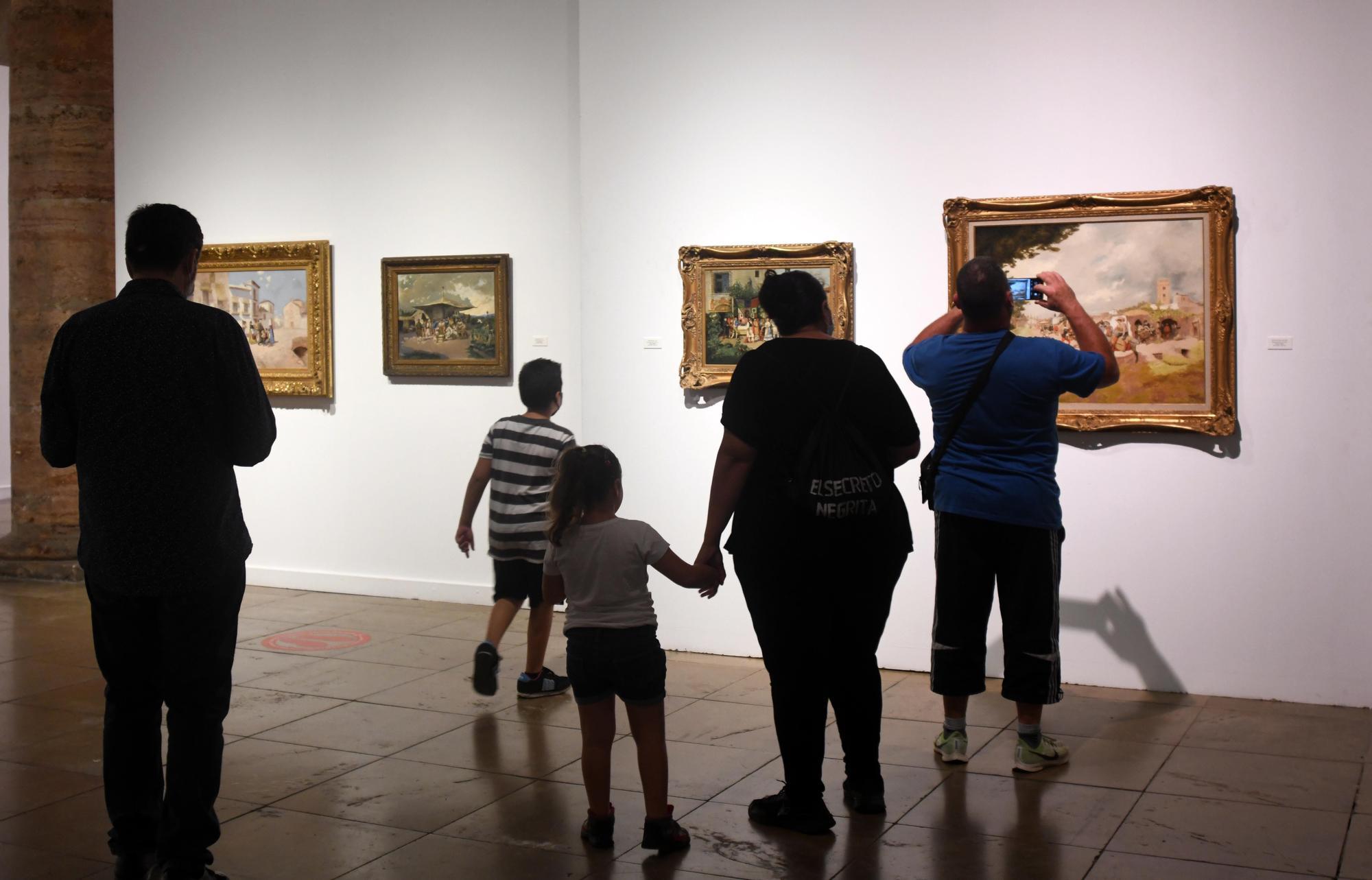 Exposición de pintores de El Prado en Murcia