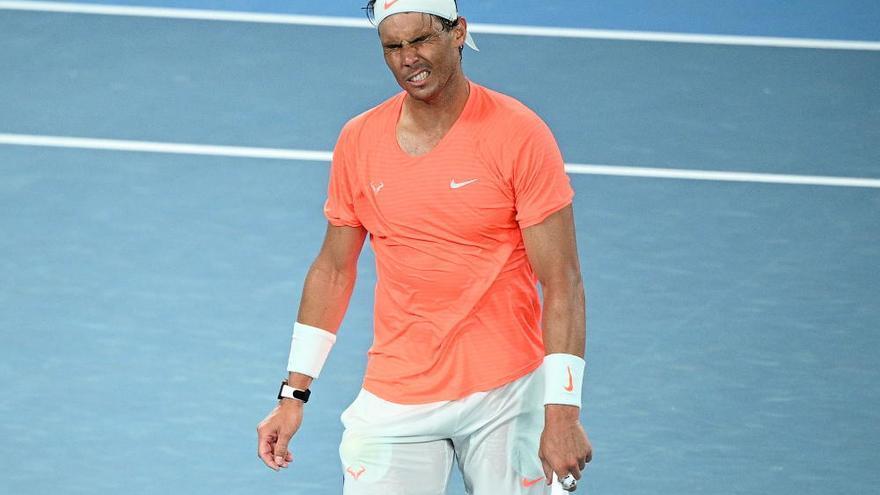 Open de Australia: Rafa Nadal - Stefanos Tsitsipas