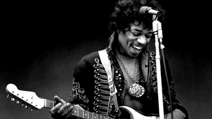 Jimi Hendrix: Génesis de una estrella del Rock