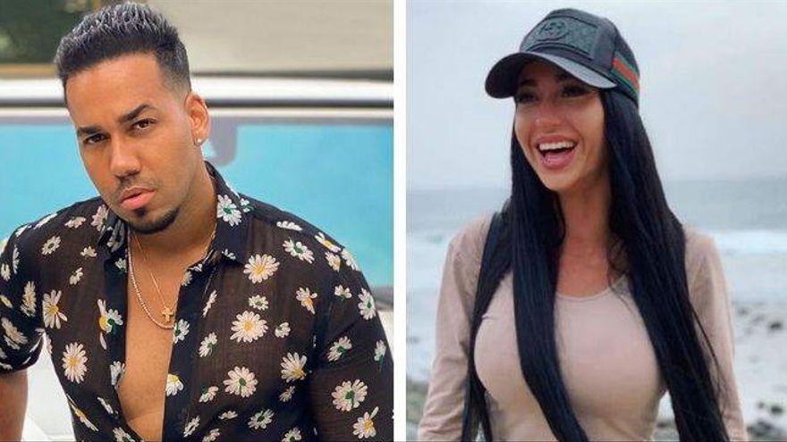 ¿Aurah Ruiz y Romeo Santos, juntos?