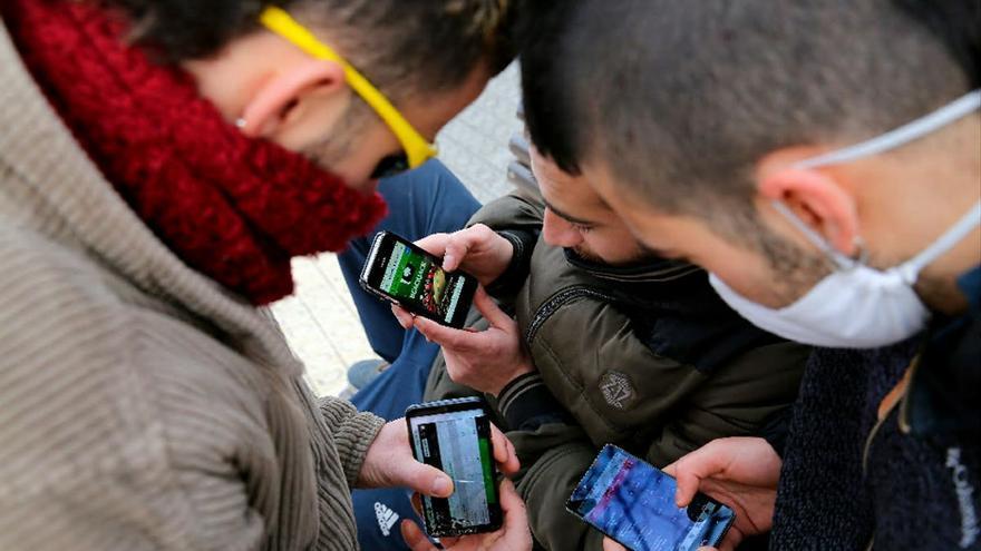El móvil sirve hasta para telefonear