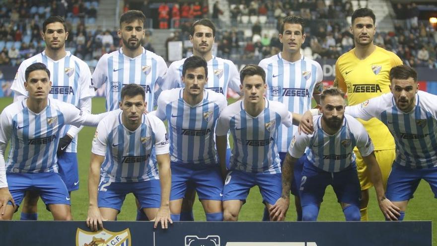 Análisis uno a uno de los jugadores del Málaga