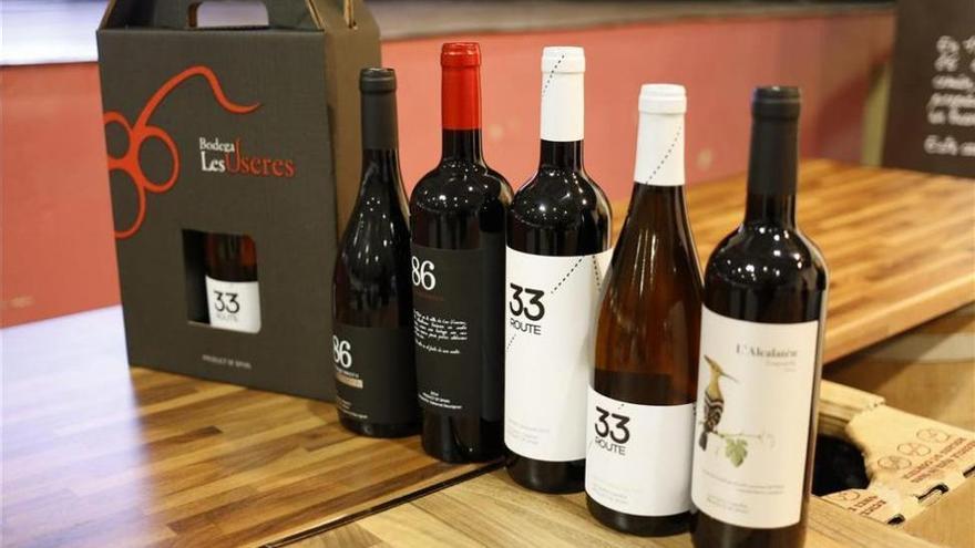 Bodega Les Useres exhibirá todos sus vinos en la próxima Fira del Vi