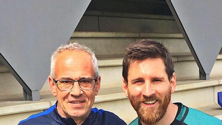 La historia de cómo llegó Julio Alberto a director deportivo de La Piloñesa: el Alcalde se lo pidió
