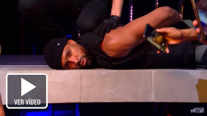 El Black Lives Matter llega a la versión británica de 'Got Talent'