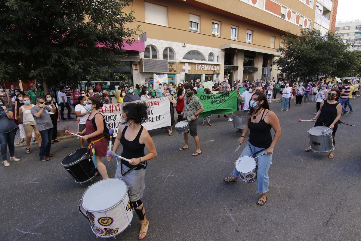 Manifestación por la escuela pública
