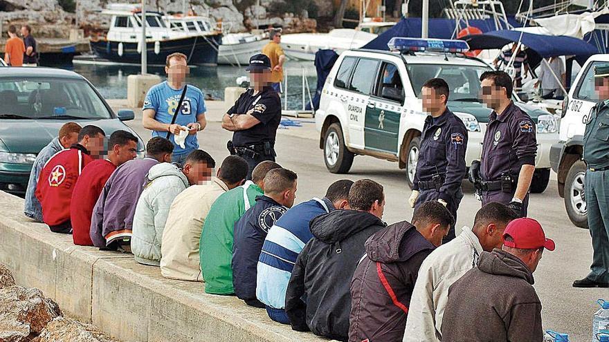 El Tribunal Superior de Baleares respalda la expulsión inmediata de los migrantes en patera