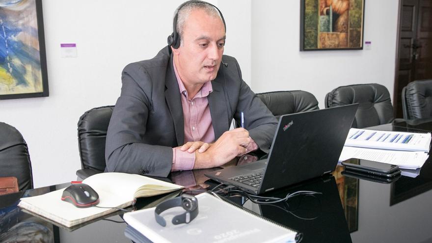 La ULL revisará la cesión de espacios tras los incidentes del congreso de seguridad y turismo