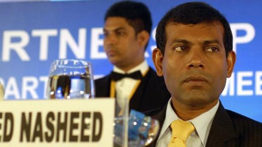 """Dimite el presidente de Maldivas para evitar """"el uso de la fuerza"""""""