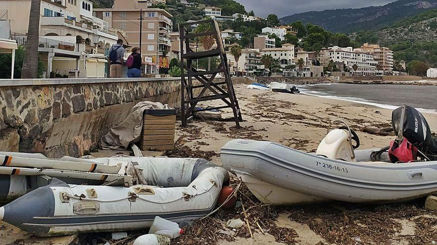 Warnstufe Gelb wegen Sturm auf Mallorca
