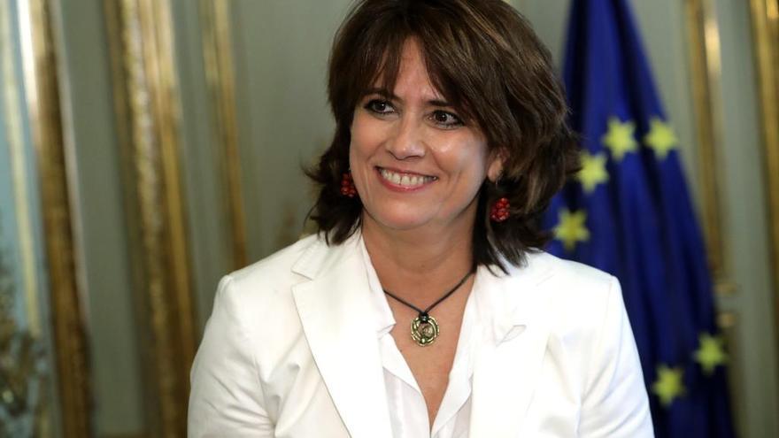 Dolores Delgado: incremento de jueces y de fiscales y unas mejores instalaciones en Lorca y Cartagena