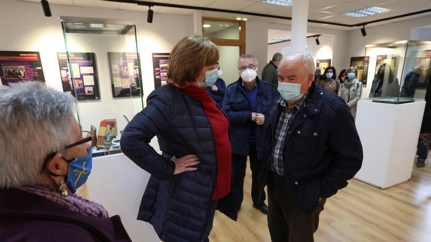 El PSOE hace memoria en el Museo de Avilés