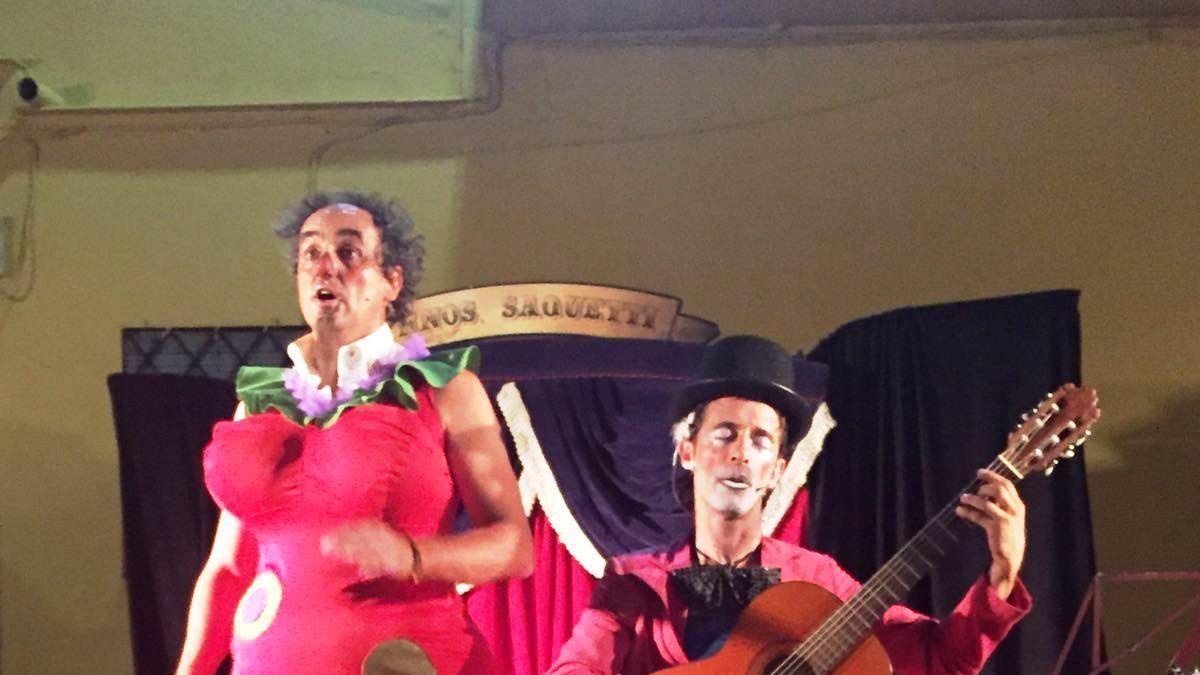 Asaco Producciones actúa en el I Encuentro Universos Ambulantes en Cataluña